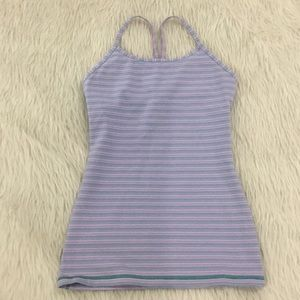 Ivivva by lululemon Athletic tank blue tanks top